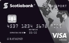 Scotiabank Passport Visa Infinite Card