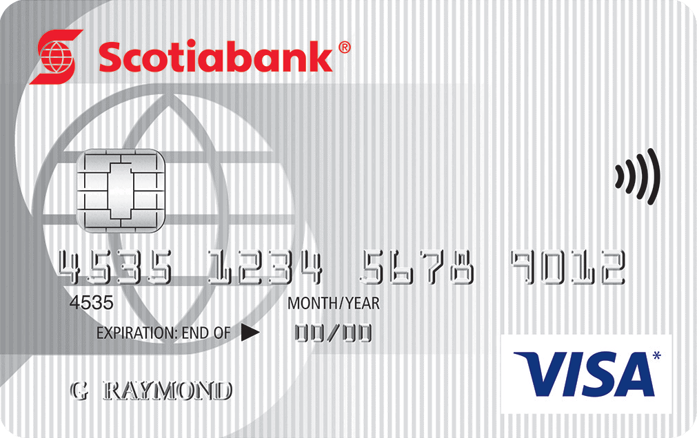 Scotiabank Value Low Interest Visa Card