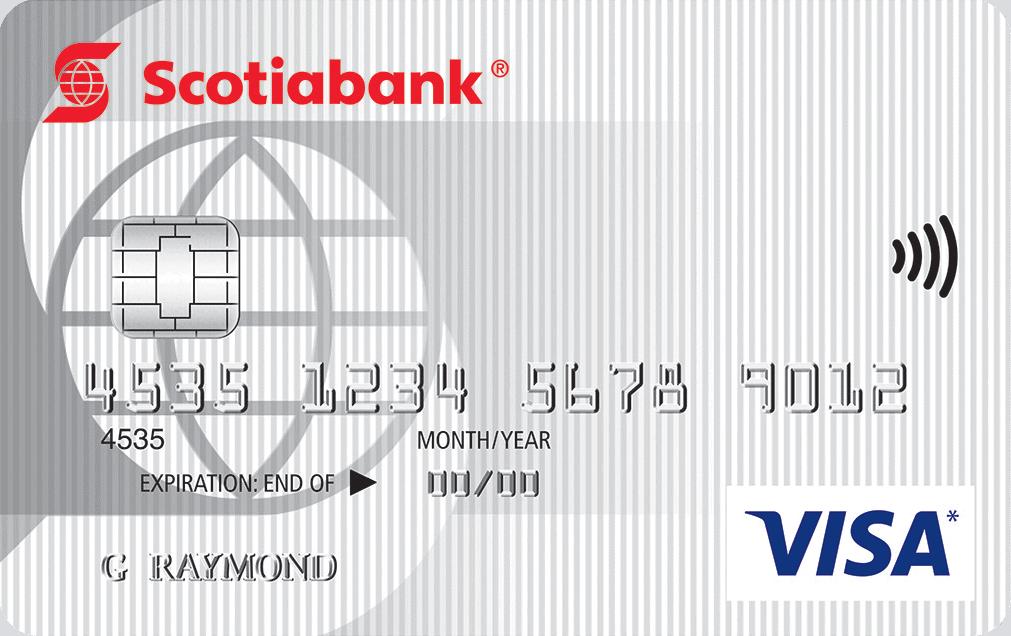 Scotiabank Value Low Interest Visa Card