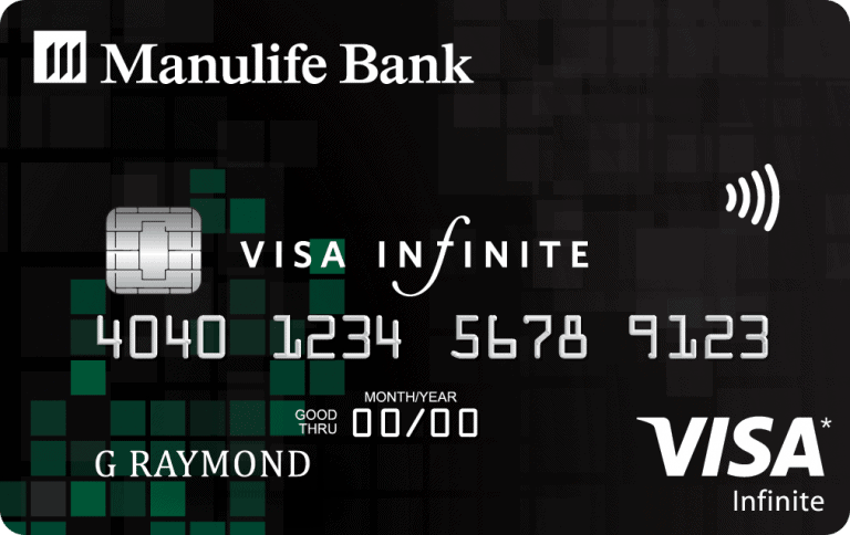 ManulifeMONEY+ Visa Infinite Card