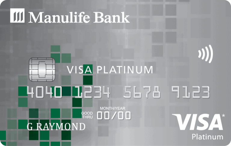 ManulifeMONEY+ Visa Platinum Card