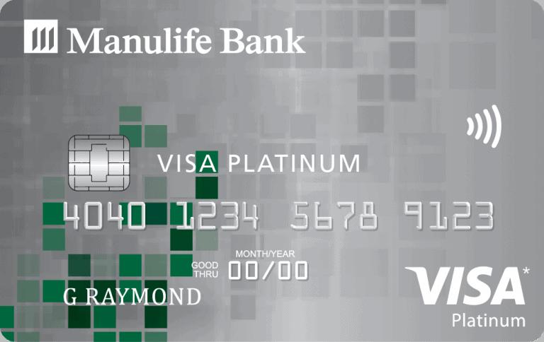 ManulifeMONEY+ Visa Platinum Card
