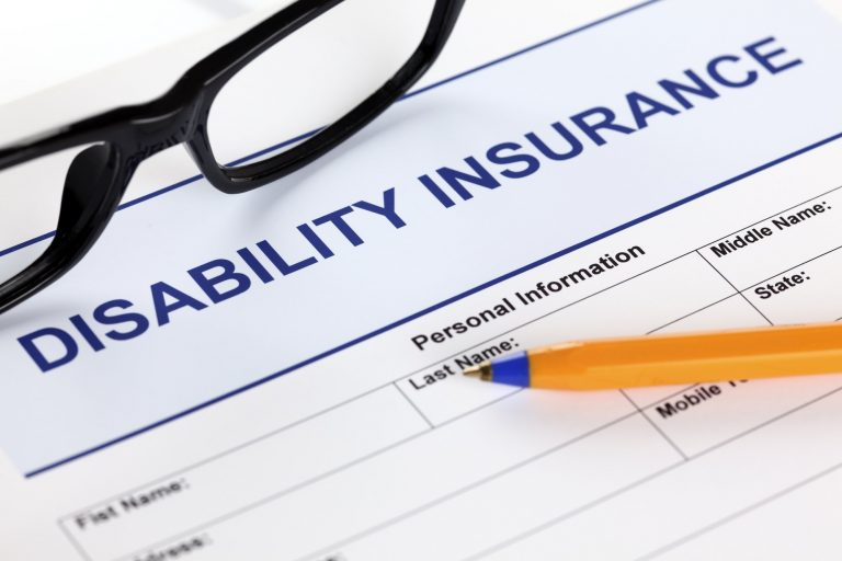 what does disability insurance cover