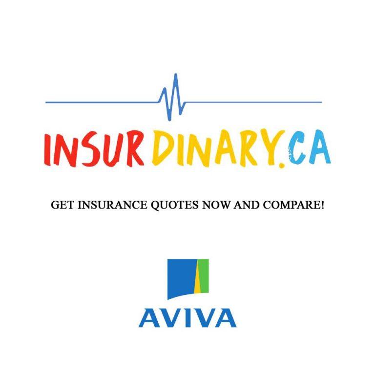 6b518751ad Aviva Canada Insurance - INSURDINARY