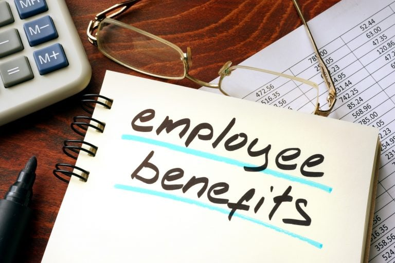 online employee benefits