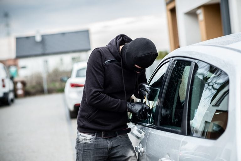 Does Auto Insurance Cover Theft