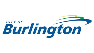 Burlington city logo