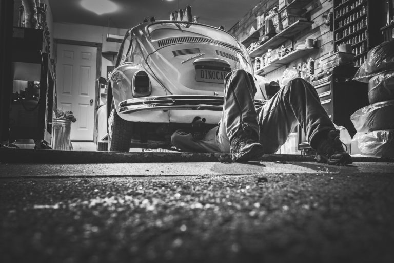 mechanical repairs/temporary car insurance