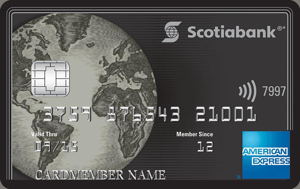 Scotiabank Platinum American Express Travel Credit Cards ...