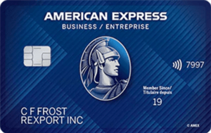 American Express Edge Business Card