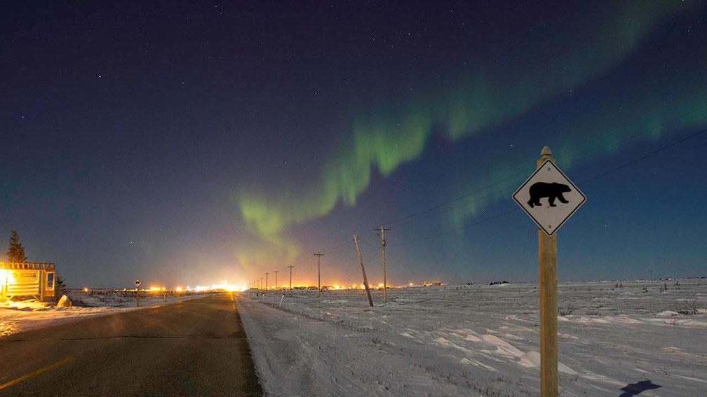 Churchill Manitoba view