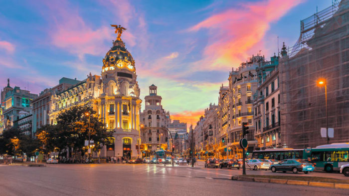 Madrid Spain Top Solo Travel Destinations For 2021