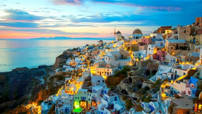 Santorini Greece Top Solo Travel Destinations For 2021