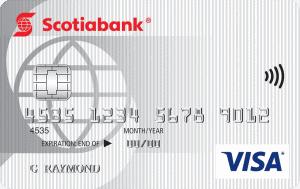 Scotiabank Value Visa Card