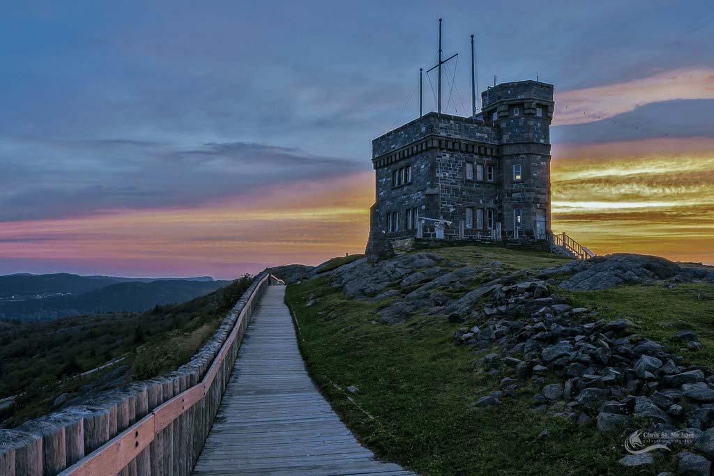 Saint John New Brunswick view