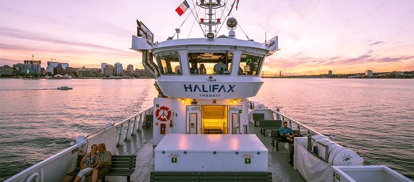 Cruise in Halifax
