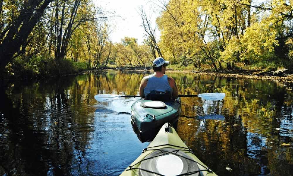 Victoriaville Quebec kayaking