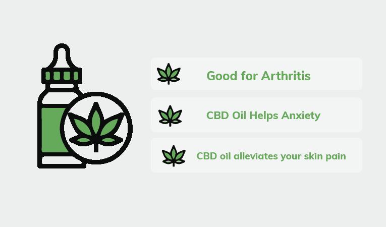 cbd oil benefits image