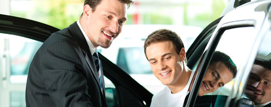 car buying image