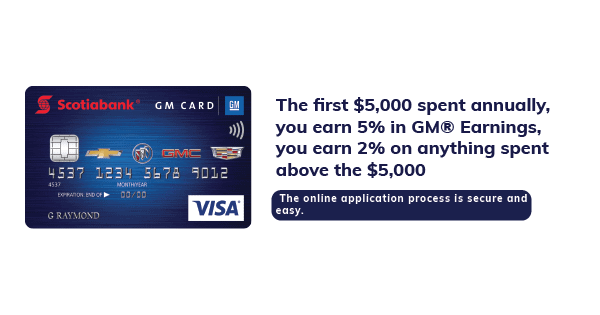 gm card info image