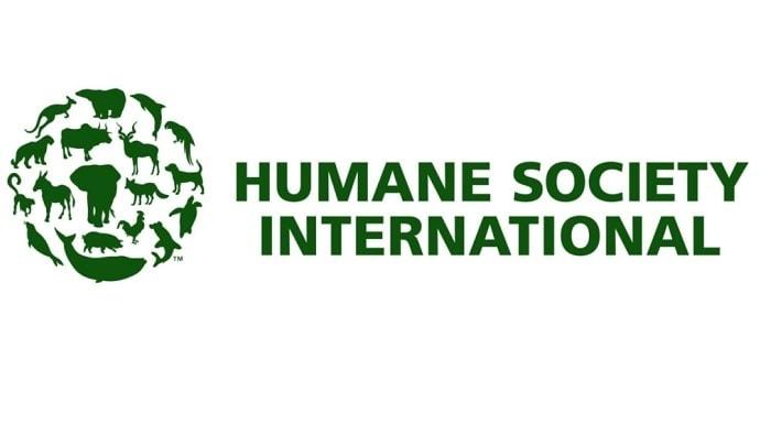 Human Society International Logo