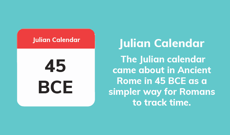 julian calendar image