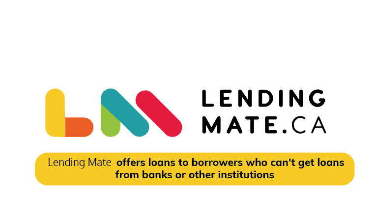 Lending Mate Logo Image