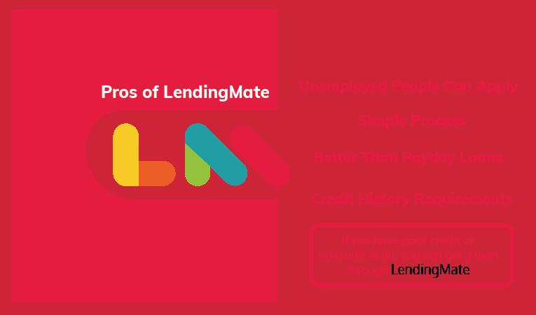 Lending Mate Pros List Image