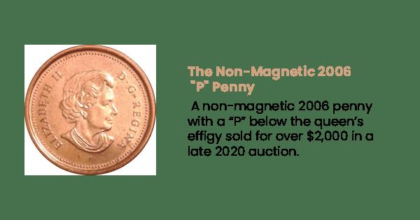 p penny info image