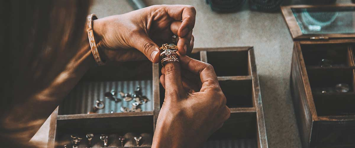 People with Jewellery Image