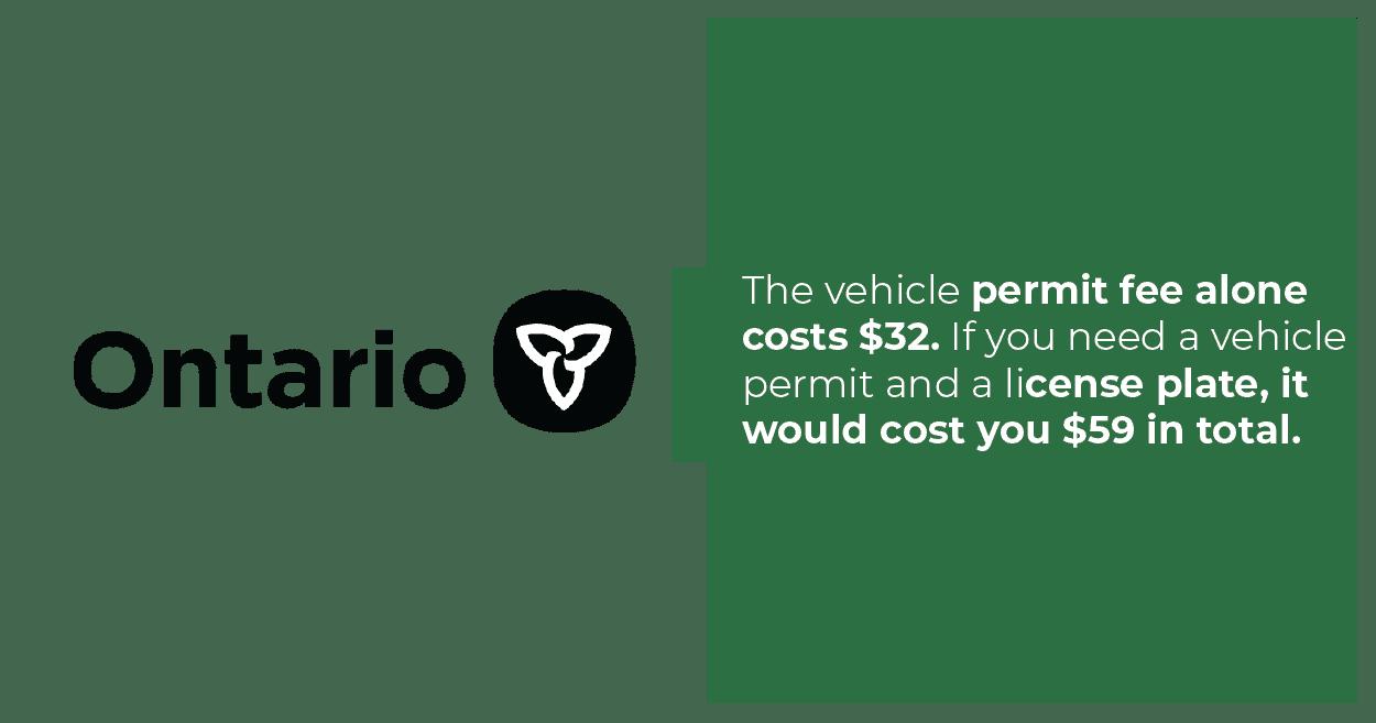 Vehicle Permit Fee Image