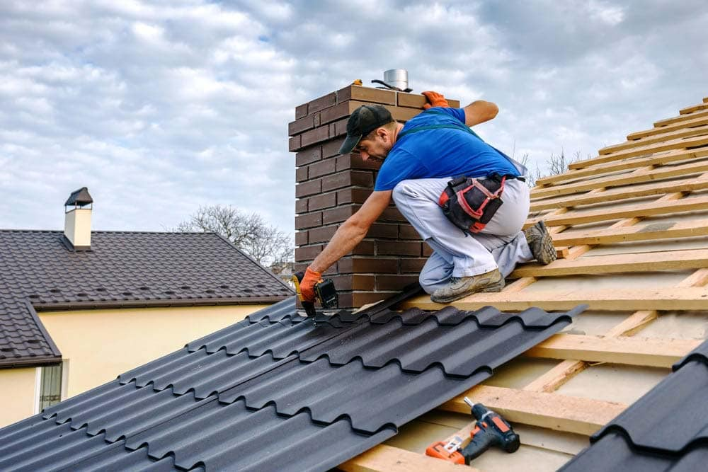 Roofers Job Image