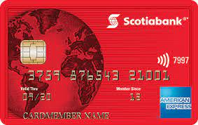 scotia american express