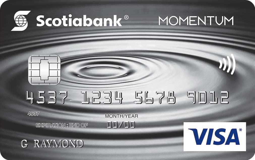 Scotiabank Momentum Visa