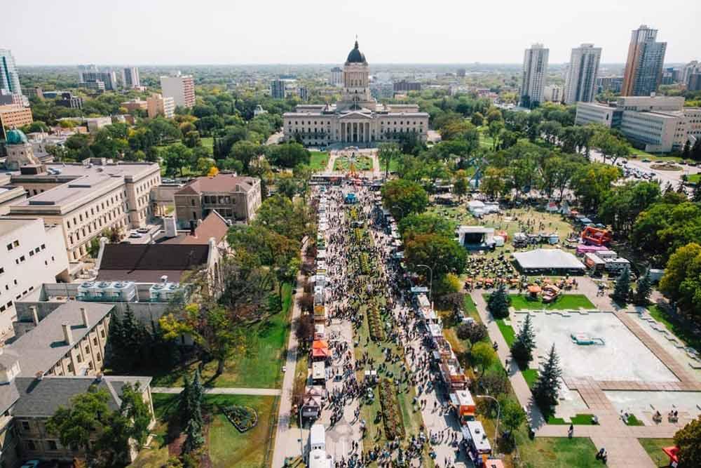 Winnipeg View Image