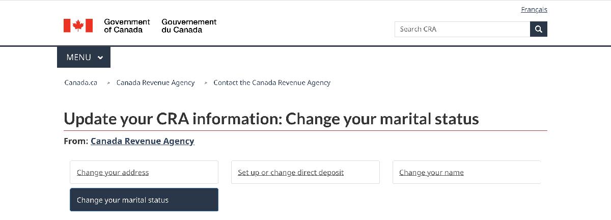 CRA Website Info Image