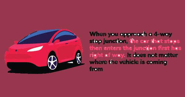 Car Stop Image