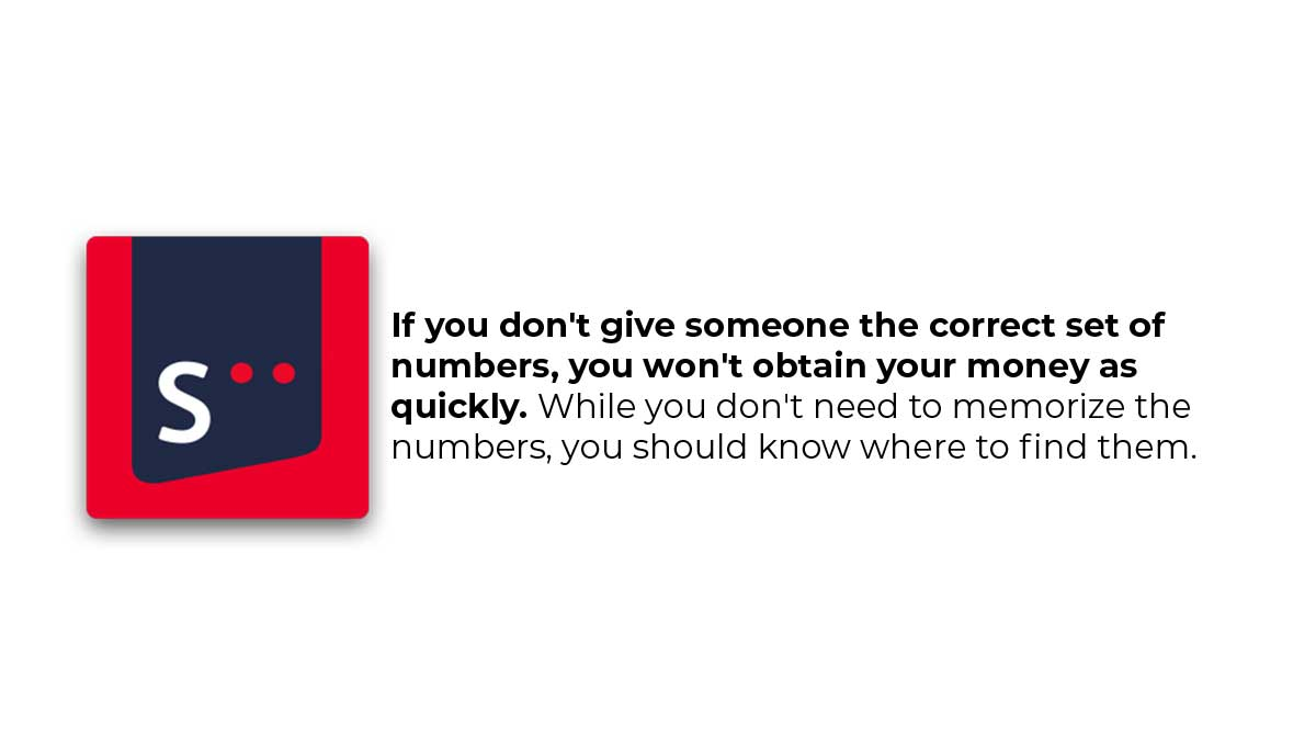 Cheque Numbers Image