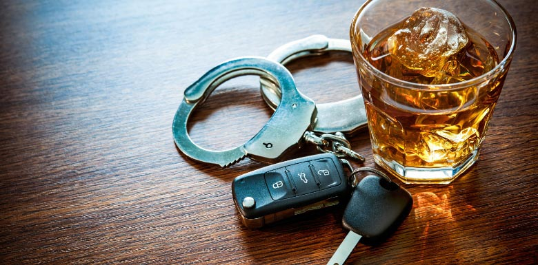 DUI Implaired Driving Image