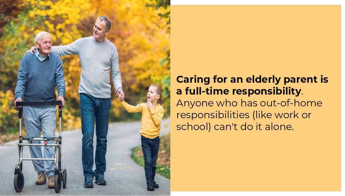 Elderly Care Image