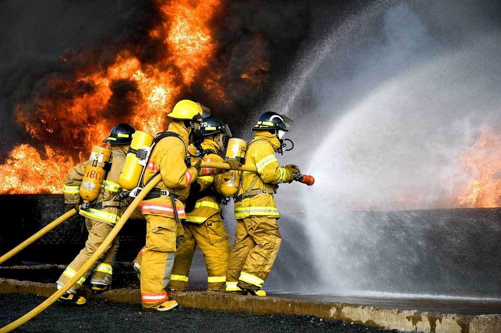 Fire Fighters Image