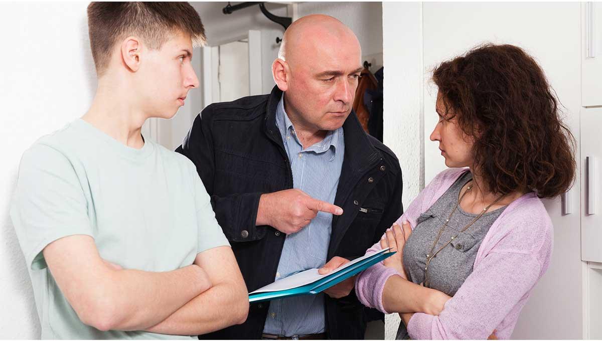 Landlord Harassment Image