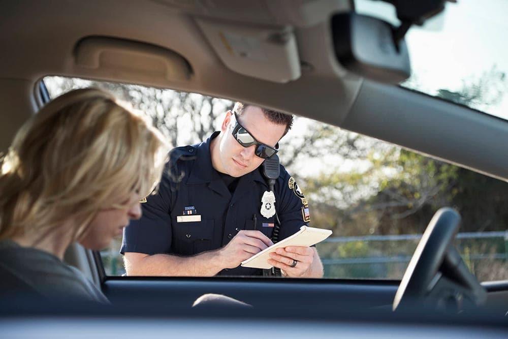 License Suspension Driving Image