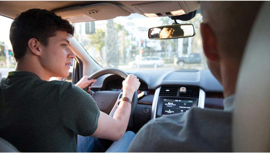 Male drivers Image