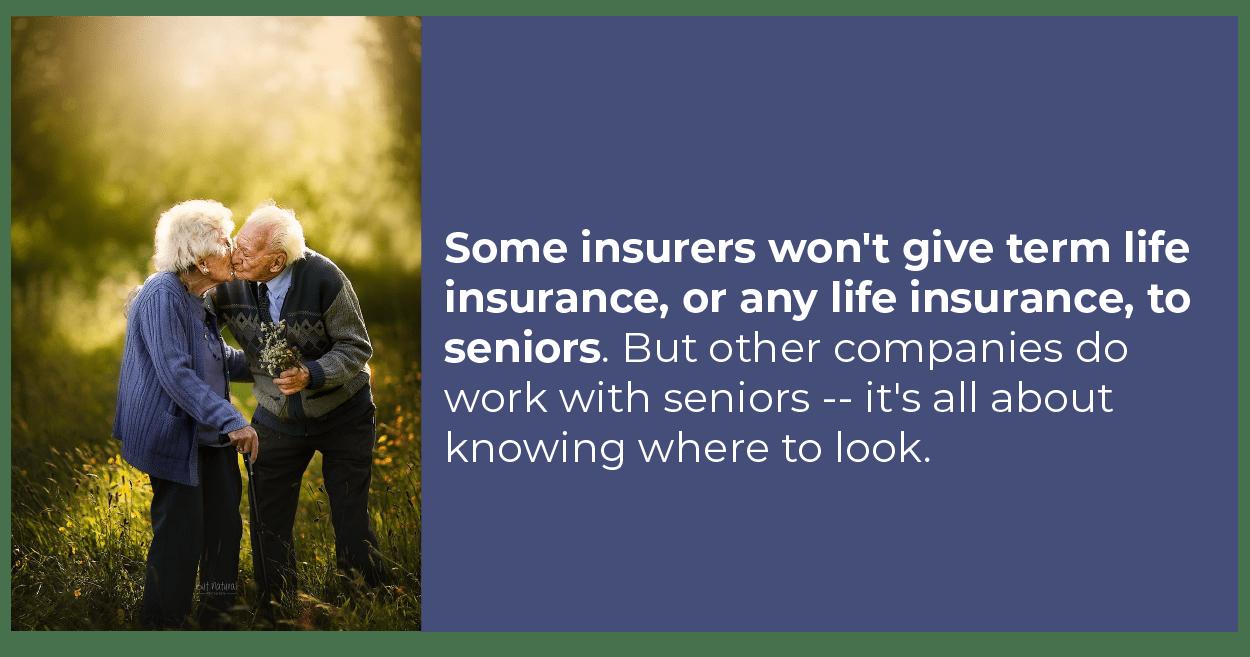 Senior Insurance Image