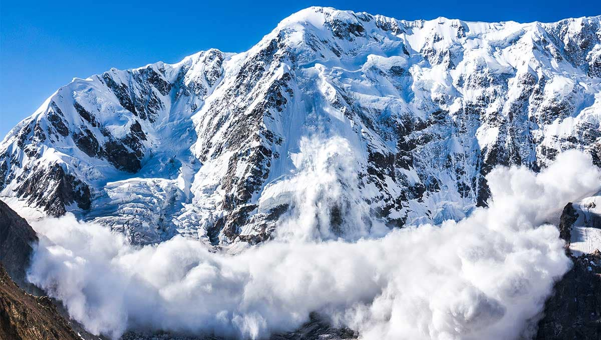 Snow Fall Image