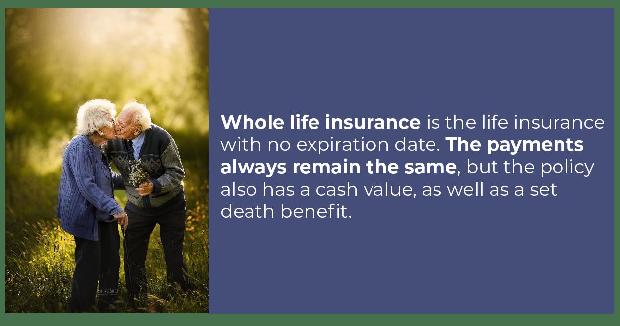 Whole Life Insurance Image
