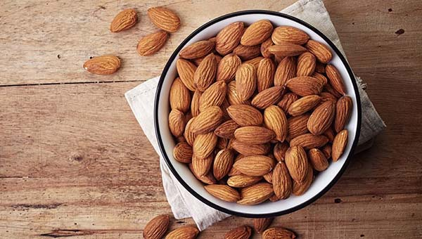 Almonds food to prevent blood clots