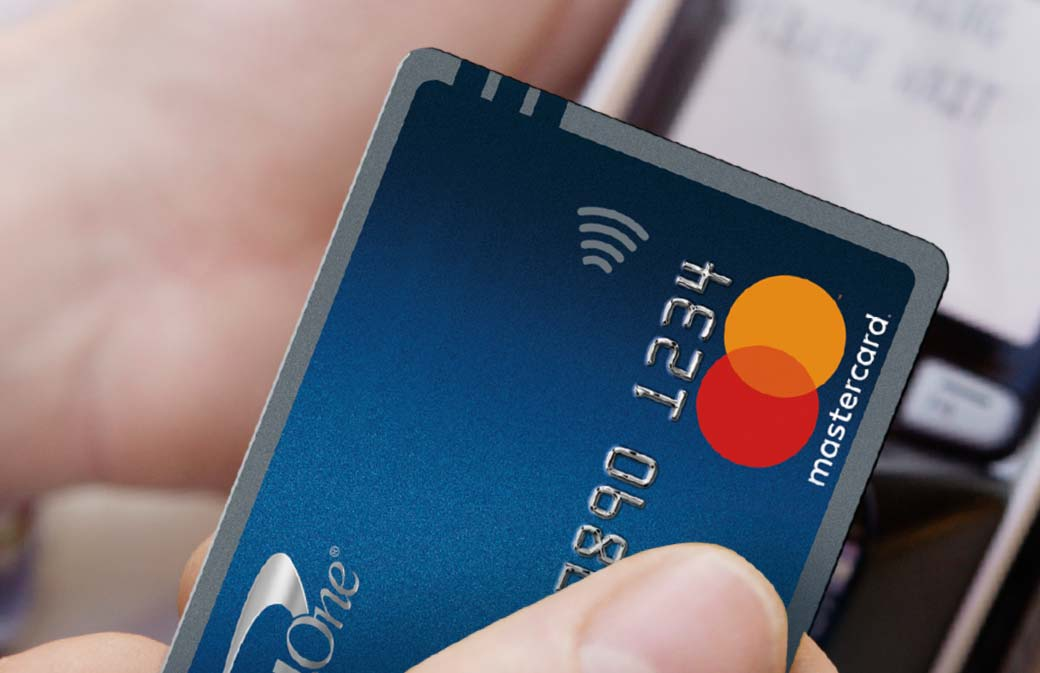 Costco and Capital One Mastercard