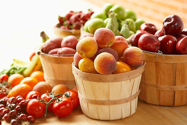 Fruits and Vegetable foods for bone health